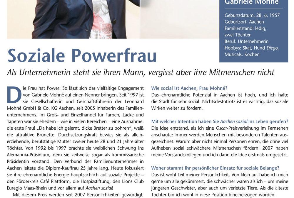 Bad Aachen Magazin