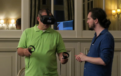 Vortrag | Virtual Reality in der Lehre